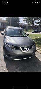 Nissan rogue 2016 reprise de location
