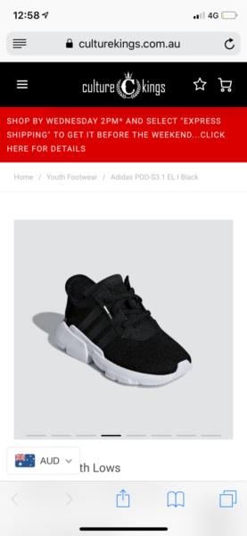 Adidas POD S3.1 EL YOUTH  5e93ac64c