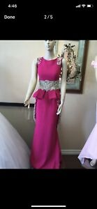 One of a kind GOWN DRESS