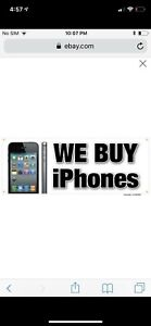 Buying all iPhone and Samsung for good cash