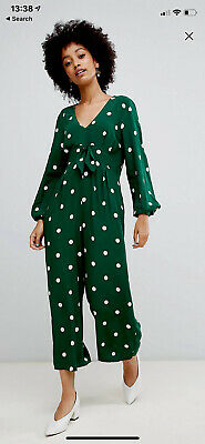 Nobodys Child Vintage Boho Chic Size Jumpsuit  - Green - Petite Size 6/8
