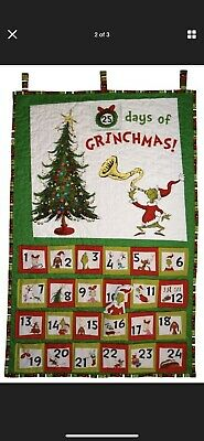 The Grinch Advent Calender