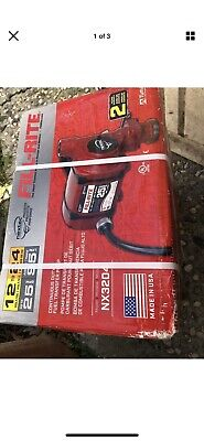 Fill-rite Nx3204 Fuel Transfer Pump 12 To 24vdc 25 Gpm 13 Hp Cast Iron