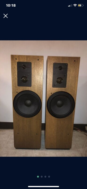 ADS L990 Speakers - Pair