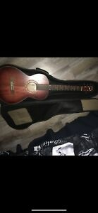 Brand new condition acoustic guitar