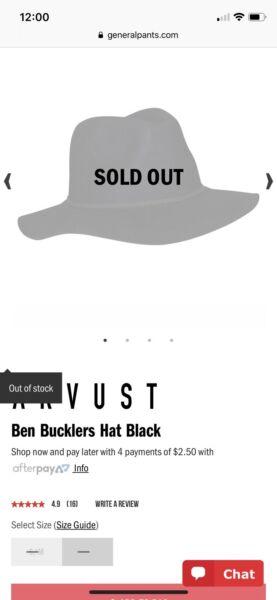 b7e4939e2c2 ARVUST men s felt hat sold out khaki winter wool look fashion summer ...