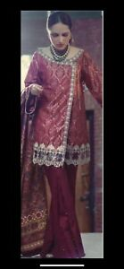Original Saira Rizwan 3 piece dress