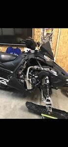Polaris Axys MBRP Trail Can Exhaust