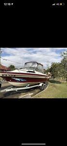 Haines signature 6m Le great fishing boat
