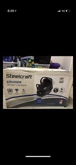 Steelcraft Cruiser Infant Carrier