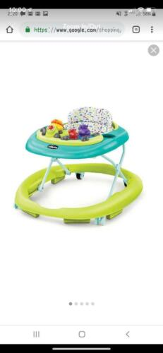 New Chicco Walky Talky Walker