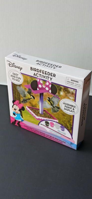 Disney Bird Feeder Activity Minnie Mouse