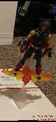 Marvel legends demogoblin baf complete