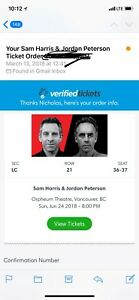 Sam Harris vs. Jordan Peterson