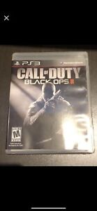 Call of duty black ops II  PlayStation