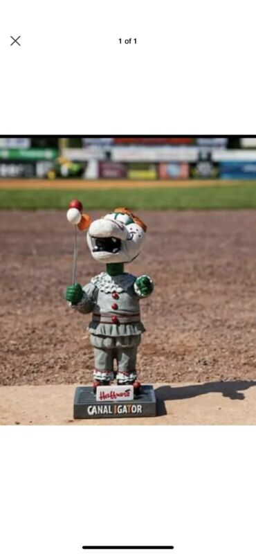 Canalagator Stephen King IT Lowell Spinners Bobblehead