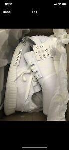 Adidas nmd white japan 10