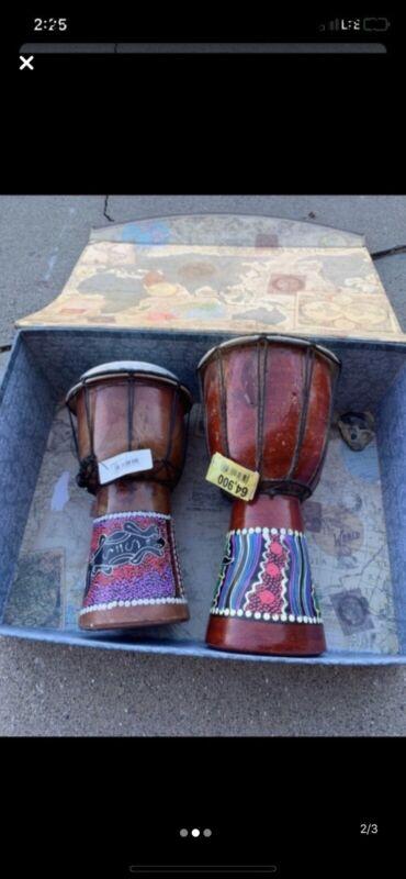 antique indonesia Drum
