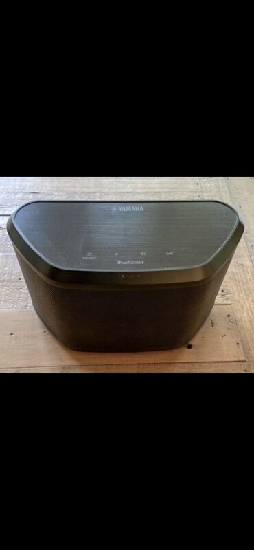 Yamaha WX-030W MusicCast Wireless Speaker - Black