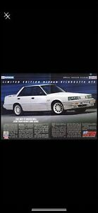 Wanted: Nissan svd gts silhouette