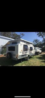 Jayco Discovery outback 2009 Herberton Tablelands Preview