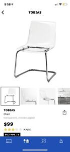 Tobias ikea dining chairs
