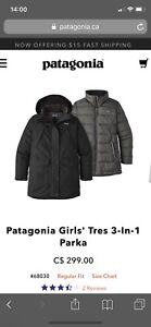 Patagonia Parka (Brand New with Tags)