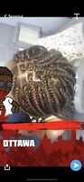 Coiffure Africaine-Coiffeuse-AFRICAN HAIRSTYLE-MAKE UP DAY&NIGHT