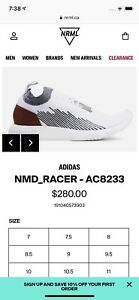 Adidas Nmd Monaco Racer DS Steal(Great Christmas gift)