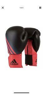 New Adidas Womens 12oz Speed 100 Boxing Training Gloves / MMA