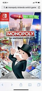 Wanted: Monopoly for Nintendo Switch