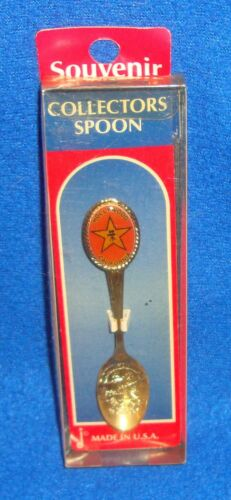 Hollywood Souvenir Spoon in Original Box Sealed.