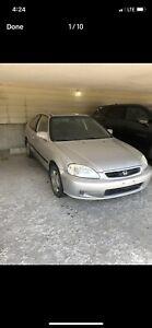 2000. Honda Civic SI