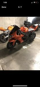 2009 ZX-10R ONLY 20k , 5000 OBO
