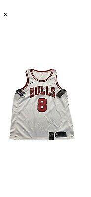 Chicago Bulls Mens Nike NBA Basketball Jersey - XL