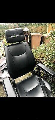 ** Stunning Quingo Vitess 2 Comfort + All Terrain Mobility Scooter 5 Wheel **
