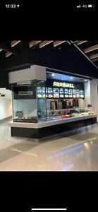 Kebab shop for sale at busy Westfield
