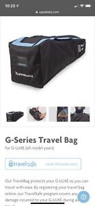 ***Brand New, Uppababy G Luxe Travel Sade Stroller Bag***