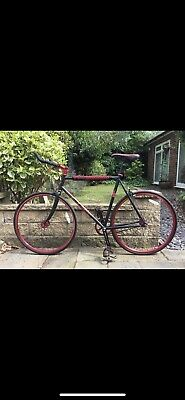 58cm Lager Single Speed Road Bike