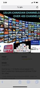 Iptv Service and box with 1000s of channles and muchmore