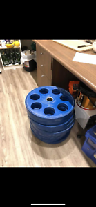 NEW - Weight plates