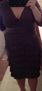 Evening dress (size 16)