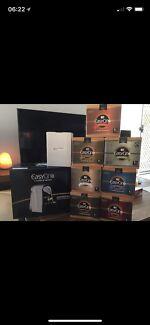 Easycino coffee pod machine package
