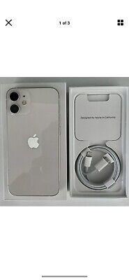 Apple iPhone 12 Mini 128GB White AT&T