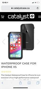 Catalyst iPhone X waterproof case
