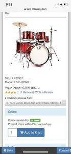 youth drum kit