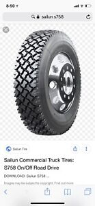 Tires on sale 11r22.5 11r24.5