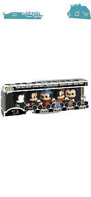 PRE ORDER Funko Pop! Disney Archives - Mickey Mouse - 5 Pack - Amazon Exclusive