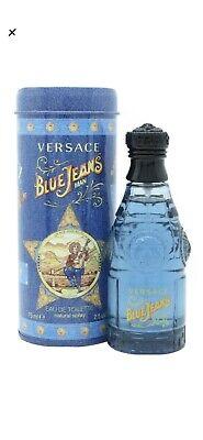 Versace Blue Jeans Eau de Toilette Spray 75 ml