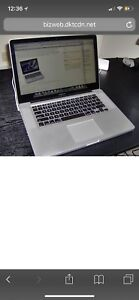"MacBook Pro 15"" late 2011"